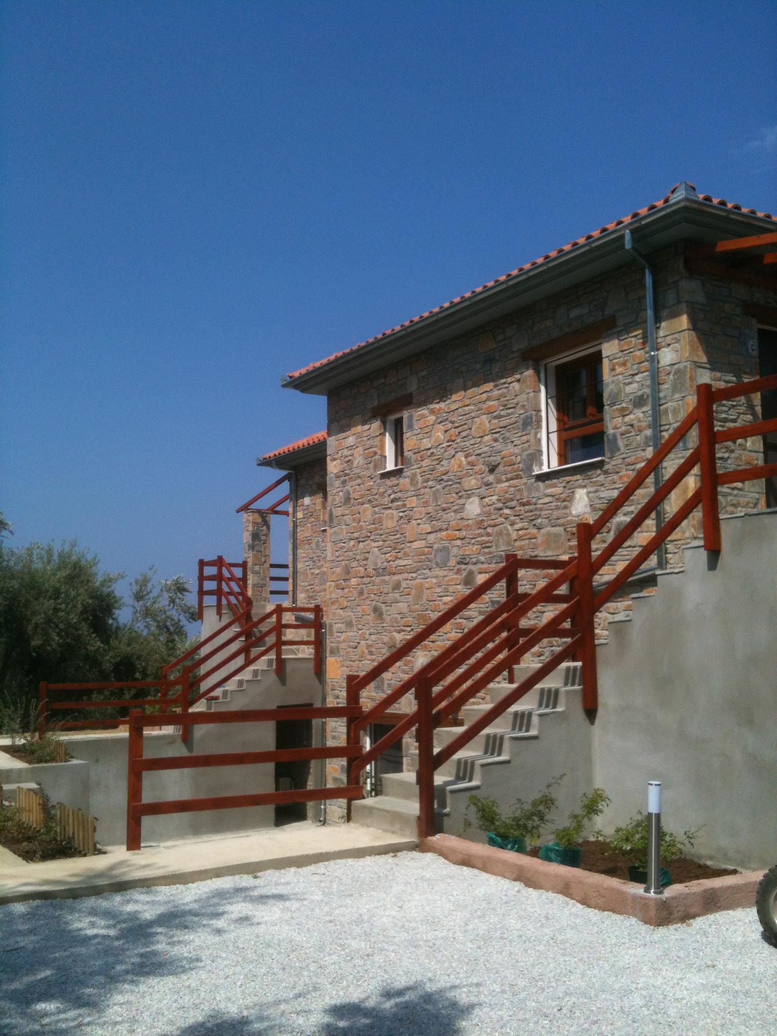Main Villa - Orlys' Villas