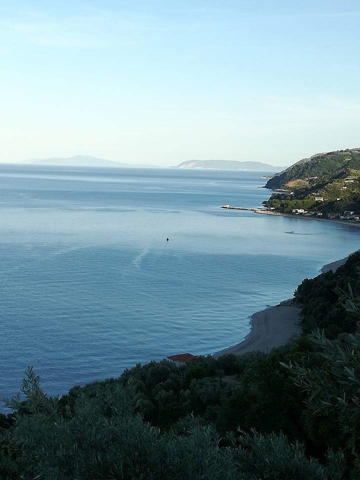 North-East Pelion Coastline