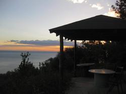 Garden view of Sunrise