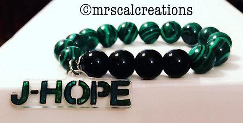 BTS Inspired Bracelet(J-Hope)