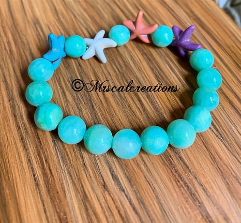 Kid's Starfish Bracelet