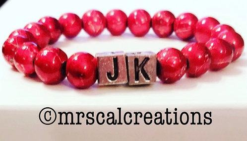 BTS Inspired Bracelet(jk)