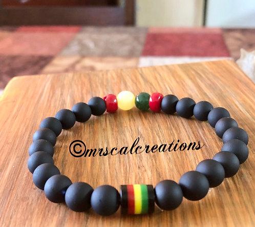 Jamaican Style Bracelet
