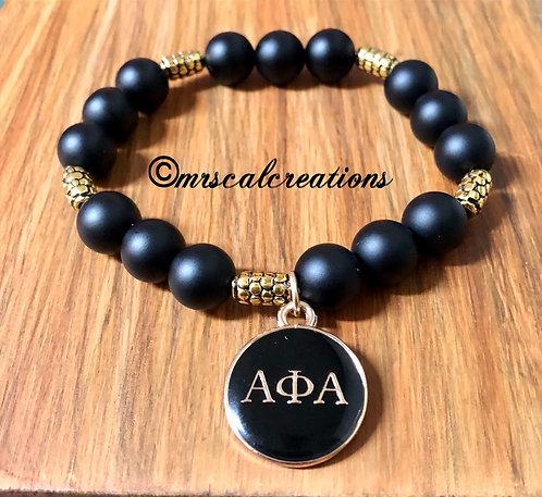 Alpha Phi Alphi Bracelet