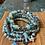 Thumbnail: Mint Blue Stack Bracelets