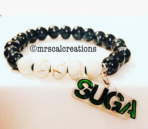 BTS Inspired Bracelet(Suga)