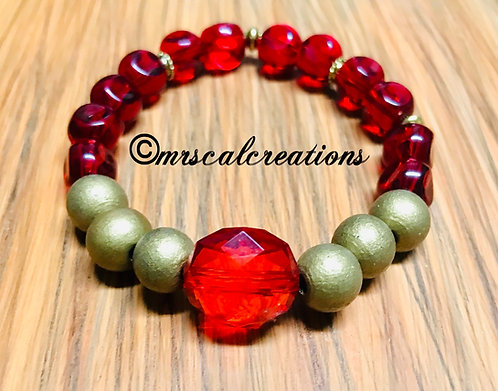 Signature MrsCalCreation Bracelet