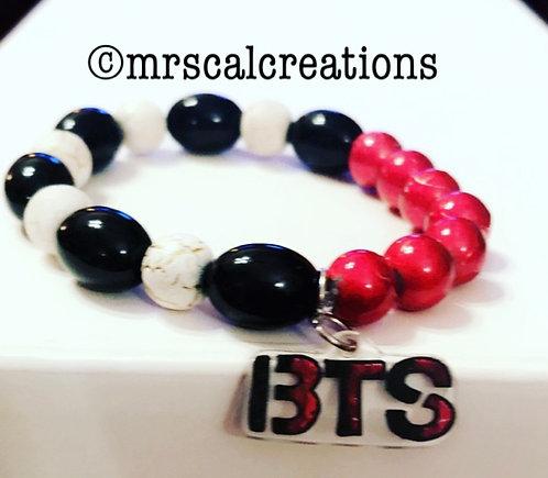 BTS Inspired Bracelet!
