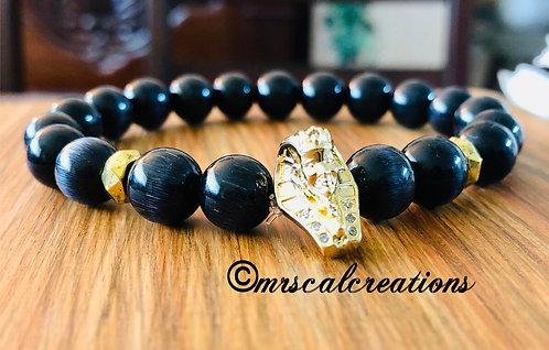 Pharaoh's Head Bracelet