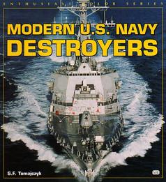 Modern U.S. Navy Destroyers