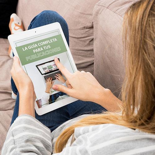 Ebook Guía para Tus Publicaciones de Redes Sociales