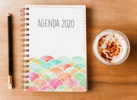 Agenda Imprimible 2020