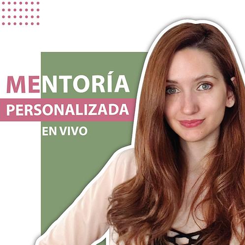 Mentoría Personalizada en Vivo