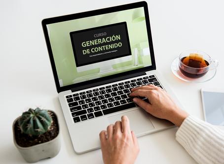 Generación de contenido