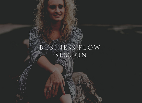 Business Flow Session