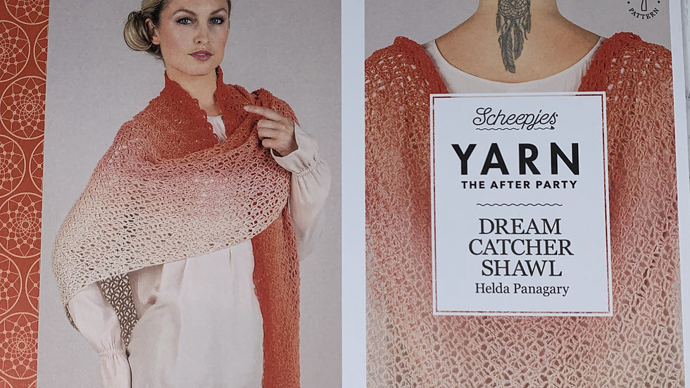 YARN The After Party - Dream Catcher Shawl