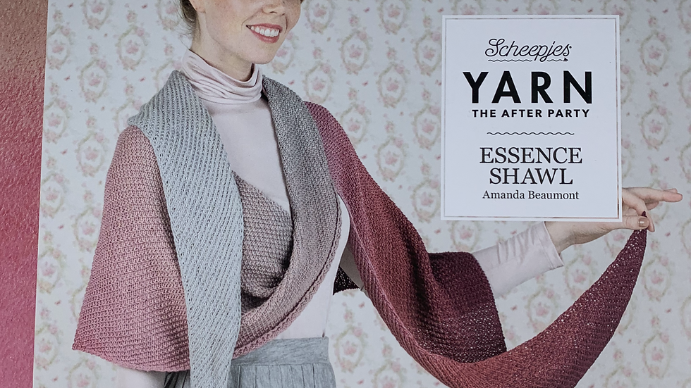 YARN The After Party - Essence Shawl