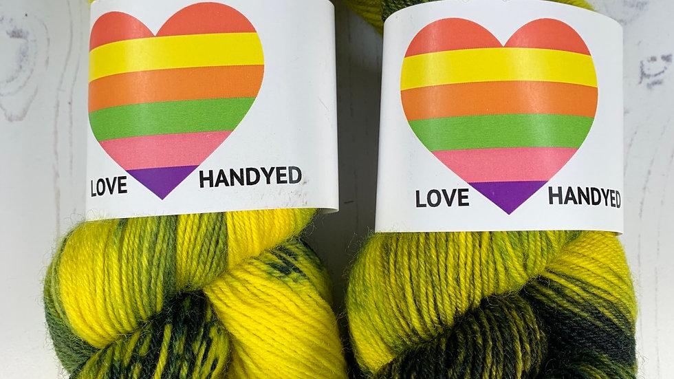 4ply Sock Yarn -  Humble Bumble
