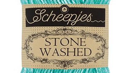 Stone Washed - 824 Turquoise