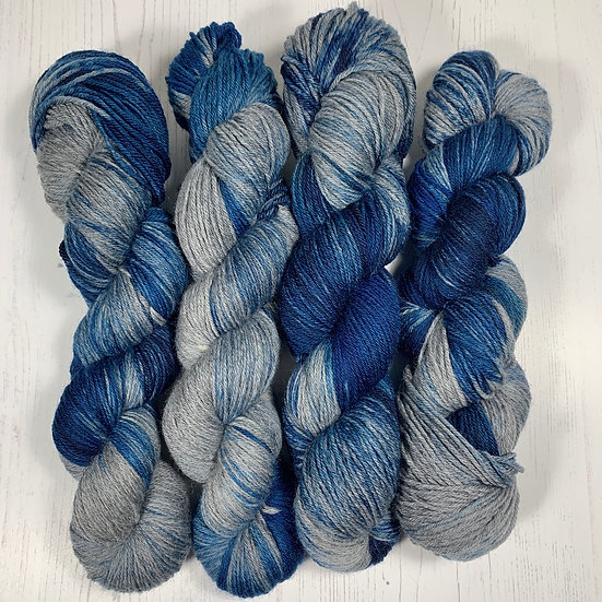 Grey Matters - The Blue One