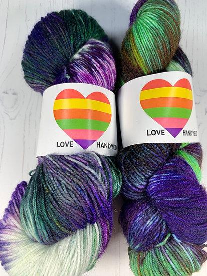 4ply Sock Yarn -  Nessie 2018