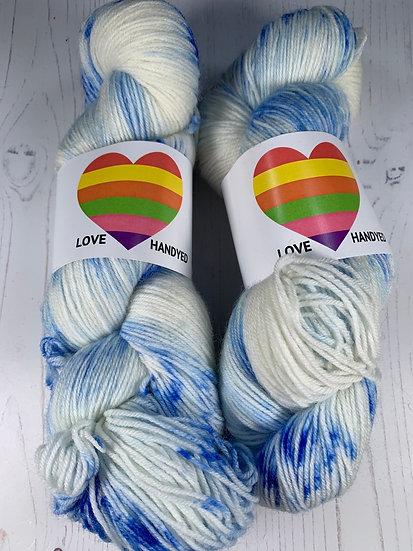 4ply Sock Yarn -  Kendal 2018 Blue