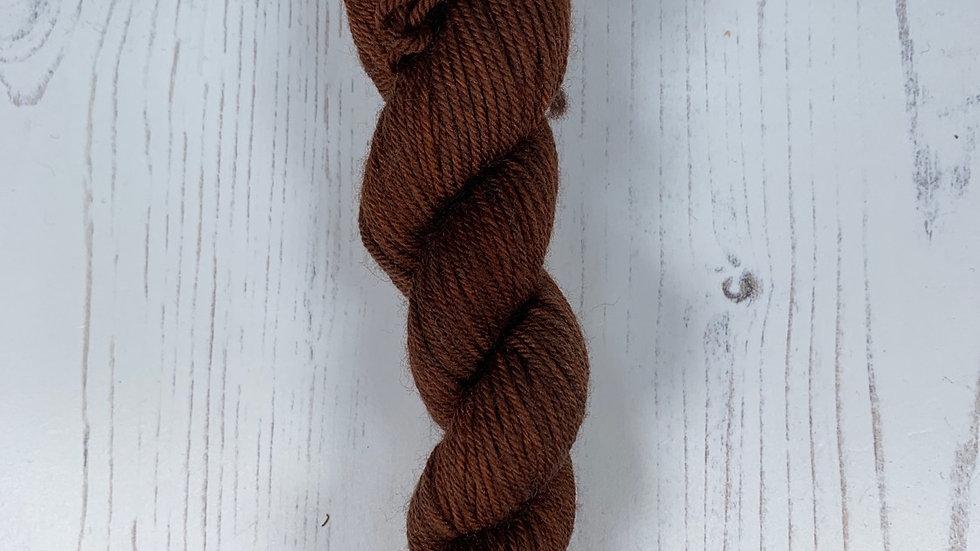 Mini Skein - Brown