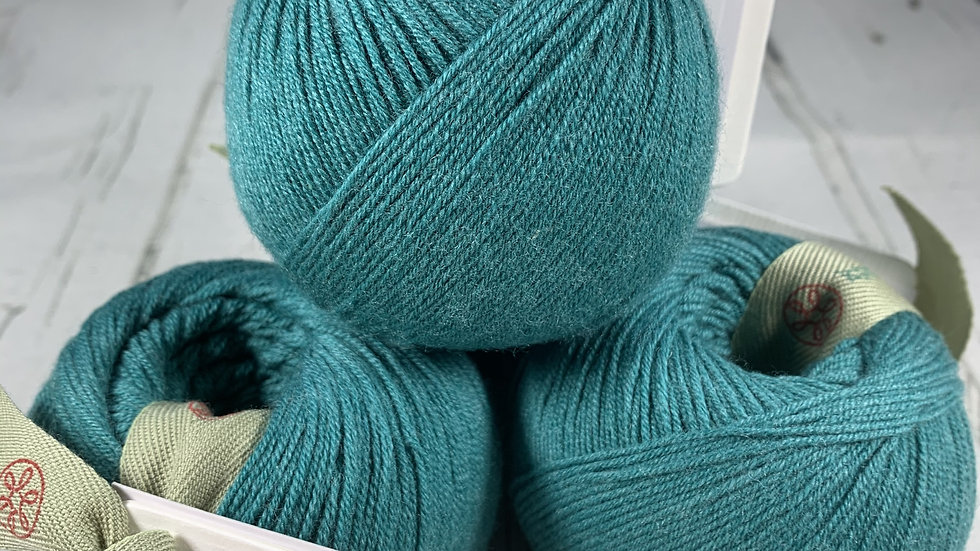 KPC Yarns Glencoul 4ply - Peacock
