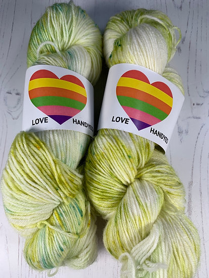 4ply Sock Yarn -  Wattle no Daube