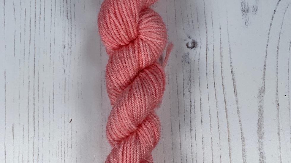 Mini Skein - Pink