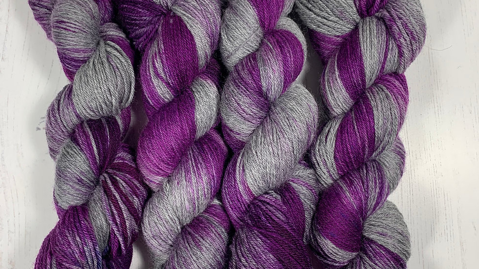 Grey Matters - The Plum One