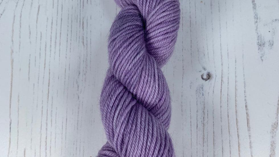 Mini Skein - Violet