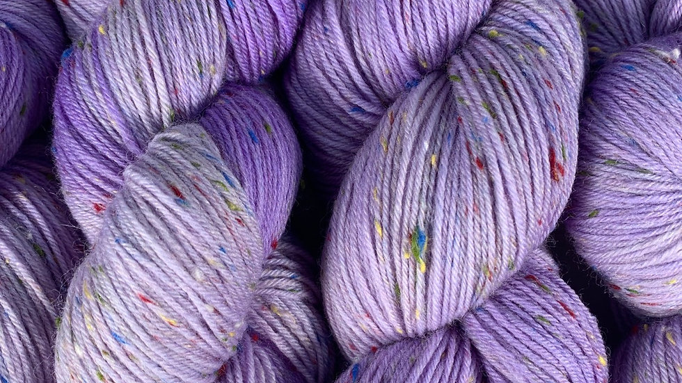 Donegal 4ply - Shrinking Violets