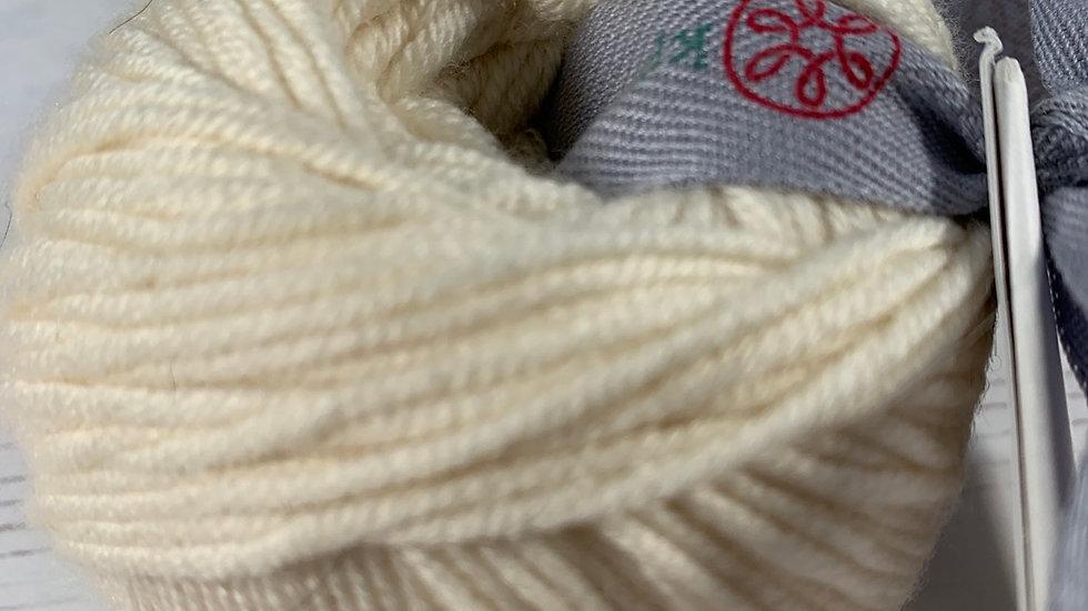 KPC Yarns Novomerino DK - Ivory