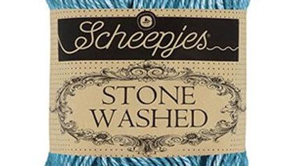 Stone Washed - 805 Blue Apatite