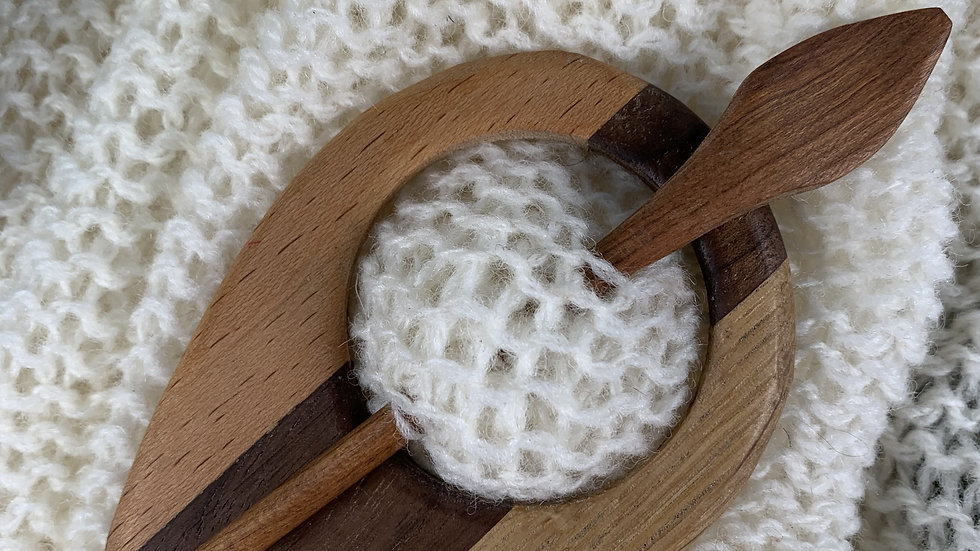 Handmade Shawl Pin
