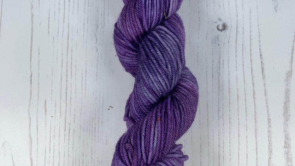 Mini Skein - Purple Variation