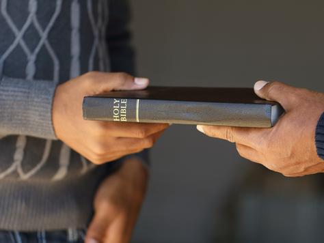 Get a Free Bible