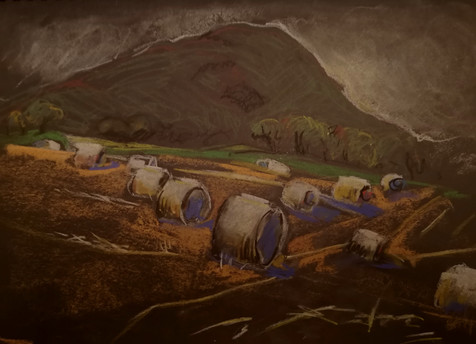 Haybales, Knockdolean