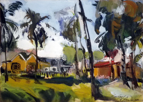 Bajan Shacks, Barbados