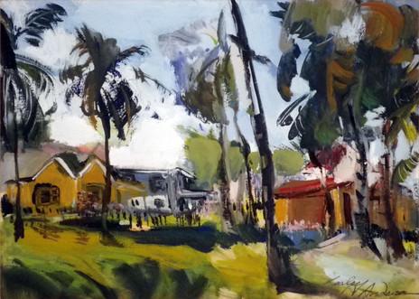 Bajan Shacks, Barbados