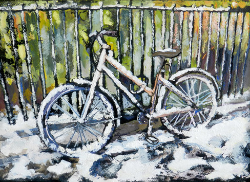 Bicycle, Kelvingrove