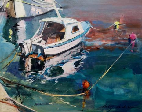 Boats, Symi Island