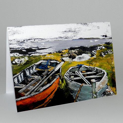 Clinker Built Boats