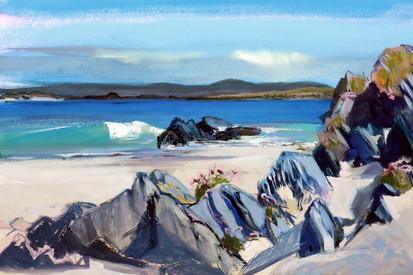 North beach, Iona