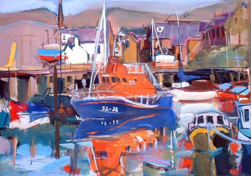 Girvan lifeboat