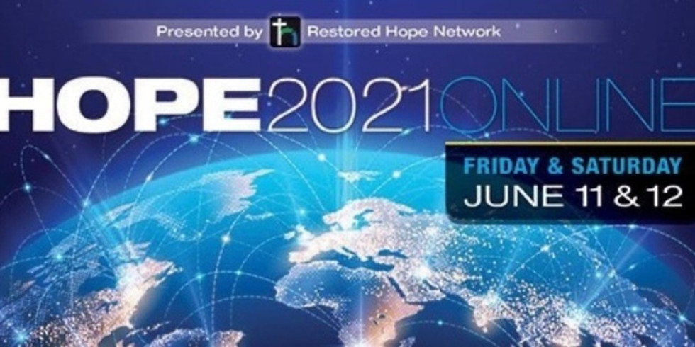 Restored Hope Network Watchparty!