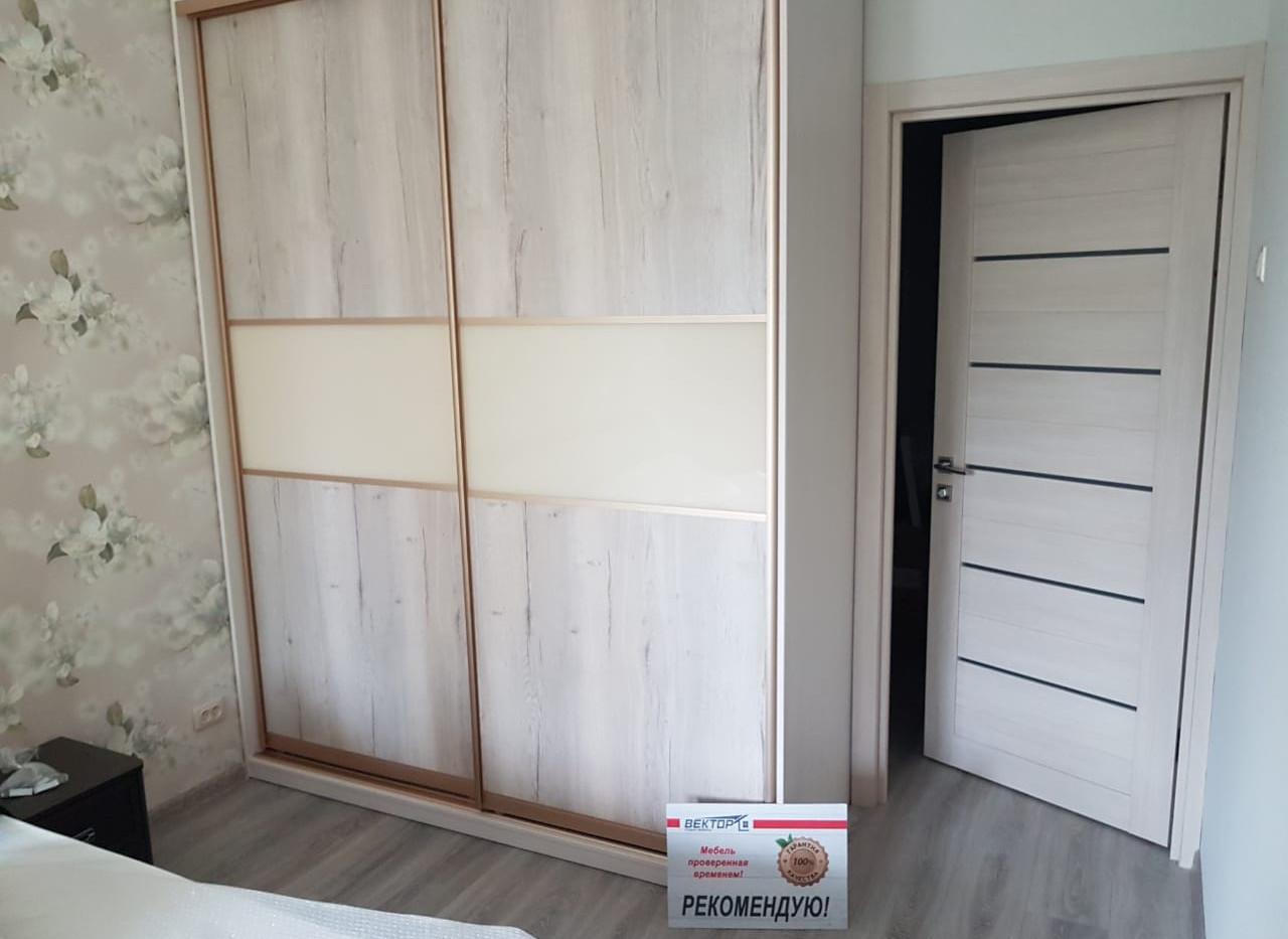 Шкаф купе от студии мебели Вектор