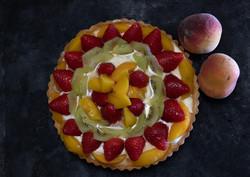 Fruits tart