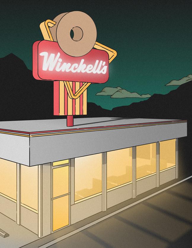 LA Donut Shops